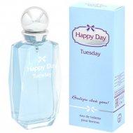 Туалетная вода женская «Happy Day Tuesday» 55 мл.