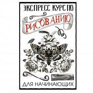 Книга «Экспресс курс по рисованию для начинающих».