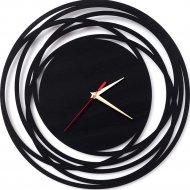Настенные часы «Woodary» 2014, 40 см