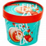 Мороженое «Frudoza» со вкусом клубники, 150 г.