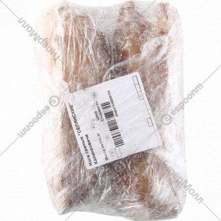 Ноги свиные «Селянские» замороженные, 1 кг., фасовка 0.8-1 кг