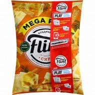 Сухарики пшенично-ржаные «Flint» сыр, 110 г.