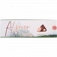 Шоколад молочный «Alprose» с цельным лесным орехом, 300 г