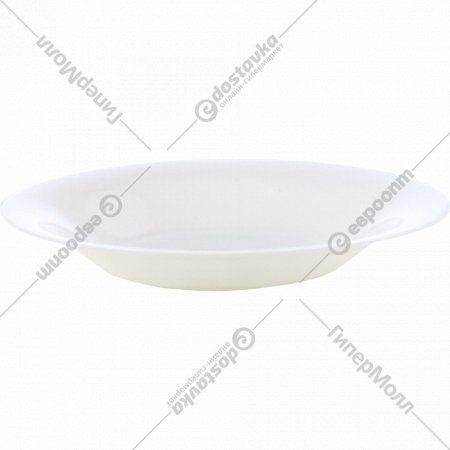 Тарелка суповая, 21,5 см.