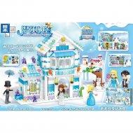 Конструктор «Zhe gao» Winter House For Elsa And Anna, QL1140