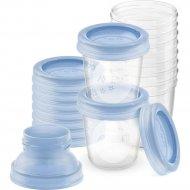 Контейнеры для хранения грудного молока «Philips Avent» 0+, 10 шт