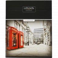 Тетрадь «Лондон» 96 листов,А5.