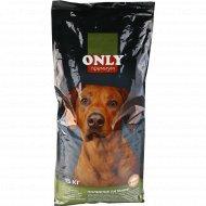 Корм для собак «Only» премиум, 15 кг.