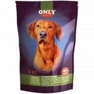 Корм для собак «Only» премиум, 3 кг.