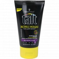 Гель для волос «Taft» Classic Экспресс-укладка, 150 мл.