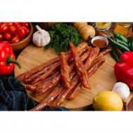 Изделие колбасное «Курина» сыровяленое, из мяса птицы, 200 г.