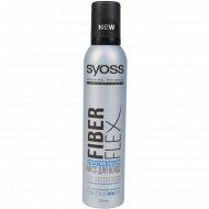 Мусс для волос «Syoss» Упругий объем, 250 мл.