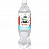 Вода минеральная «MTABI» нагутская-26, лечебно-столовая, 1.25 л.