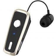 Bluetooth-гарнитура «Hoco» E38 черный.
