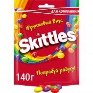 Драже «Skittles» фрукты, 140 г