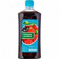 Органоминеральное удобрение жидкое «Плодово-ягодное» 500 мл.
