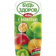 Нектар «Будь здоров» мультифруктовый, 0.2 л.