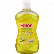 Средство для мытья посуды «Helen» лимон, 500 мл.