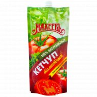 Кетчуп «Махеевъ» томатный, 260 г.