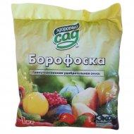 Гранулированная удобрительная смесь «Борофоска» 1 кг.