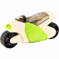 Точилка пластиковая «Мотоцикл Енота» 1 отверстие, дисплей.