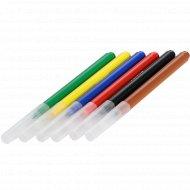 Фломастеры Гамма «Классические» 6 цветов, смываемые.