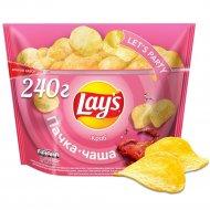 Чипсы «Lay's» со вкусом краба, 240 г.