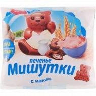 Печенье «Мишутки» с какао, 200 г