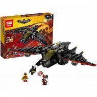 Конструктор «Lepin» Super Heroe The Batwing Build Preview, 07080