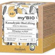 Дневной крем против морщин «Farmona» 40+, желтая береза, 50 мл .