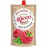 Джем десертный «Ricco» малина, нестерилизованный, 300 г.