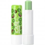 Бальзам-уход для губ «Icare» lip balm kiwi, 4.4г.