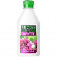 Удобрение «Мистер Цвет» для петуний и балконных растений, 300 мл.