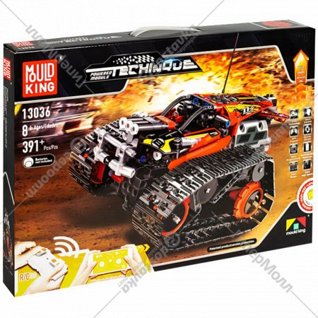 Конструктор «Mould king» High-speed all-terrain vehicler , 13036