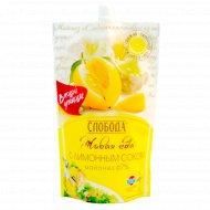 Майонез «Слобода» с лимонным соком 67 %, 400 мл.