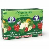 Сыр плавленый «Оршанский новый» 30%, 100 г.