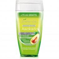 Средство для снятия макияжа с глаз «Bielenda» авокадо, 140 мл.
