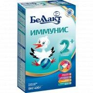 Смесь сухая молочная «Беллакт Иммунис 2+» 400 г.