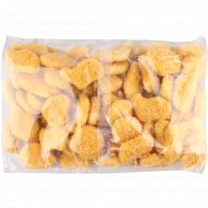 Наггетсы куриные хрустящие, замороженные, 1.5 кг.