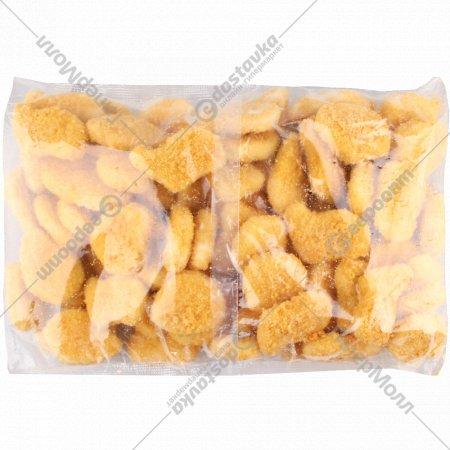 Наггетсы куриные хрустящие 1.5 кг.