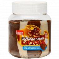 Паста шоколадно-молочная «Шоколадная карусель» 330 г.