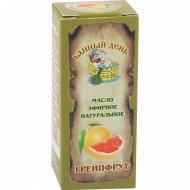 Масло «Банный день» грейпфрут, 10 мл.