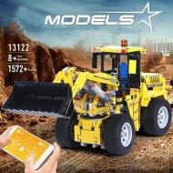 Конструктор «Mould king» Models Bulldozer, 13122