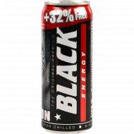 Напиток энергетический «Black» Mike Tyson, 0.33 л.