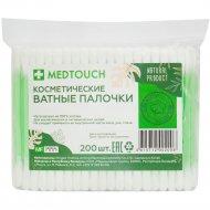 Ватные палочки «Medtouch» 200 шт