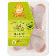 Голень цыплёнка-бройлера «Ганна» охлаждённая, 1 кг., фасовка 0.9-1.1 кг