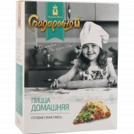 Полуфабрикат «Спадарыня» пицца