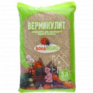 Вермикулит «Bona Agro» природный сорбент, 5 л.