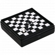 Игра комбинированная «Шахматы, шашки».