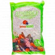 Агроперлит природный сорбент «bonaAGRO» 5л.